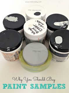 Make your chalk paint