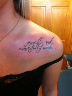 Everything in between on pinterest rib tattoos small for Bible verse rib tattoos