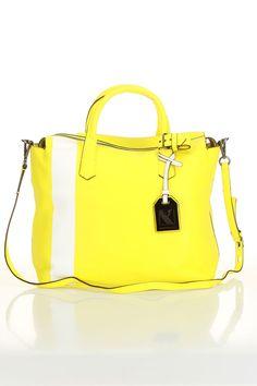 Reed Krakoff Yellow Bag.