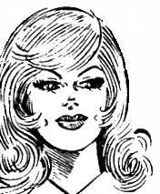 brenda starr comic ramona fradon   Brenda Starr