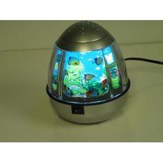 For the kids on pinterest night lights fish and aquarium for Fish tank night light