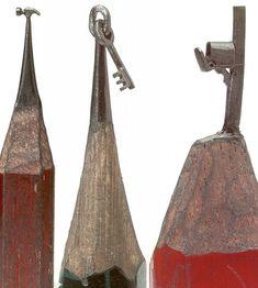 More Dalton Ghetti: pencil carvings.  http://www.daltonmghetti.com