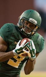 #Baylor's wide receiver K.D. Cannon has been added to Biletnikoff Award watch list #SicEm