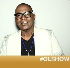 Backstage with Randy Jackson
