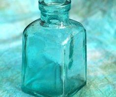s turquoise, glasses, colors, jar, bottles, aqua, sea glass, blues, colored glass