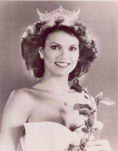 Miss Arkansas Elizabeth Ward from Russellville, Arkansas became Miss America in 1982