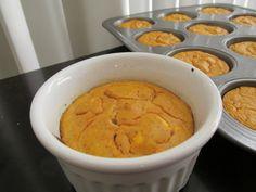 Low carb pumpkin pie. 2.5 carbs per serving