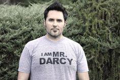 I Am Mr. Darcy- S.M.L.XL.2XL            Brookish.Etsy.com #mrdarcy #janeausten #brookish