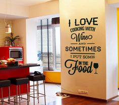 Witty Kitchen Quotes | Pinterest