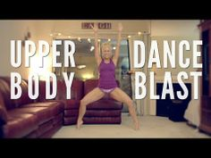 Upper Body Dance Blast by Benner Fit!