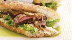 Steak Sandwiches | Dashrecipes.com