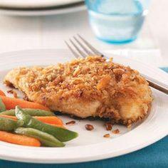 Maple Pretzel Chicken