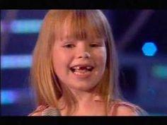 Connie Talbot semi final in Britain's Got Talent