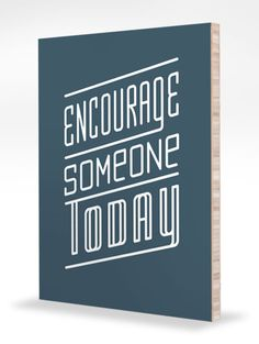 Encourage your Rally!