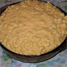 Creamy Macaroni and Cheese - Allrecipes.com