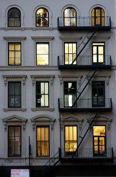 Twilight windows