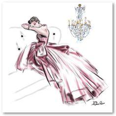 fashion sketches, fashion draw, fashion art, poster, fashion diva