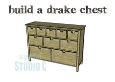 Build a Drake Chest