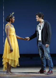 Romeo and Juliet: Does Orlando Bloom on Broadway?