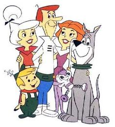 The Jetsons Old cartoons