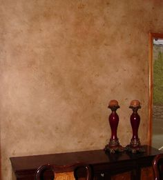 2 3 faux painting w sponge a spectacular room pinterest for How to sponge paint a wall without glaze