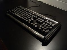 Datamancer Goes Deco with Hot New Keyboard Mod