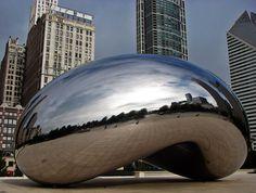 Cloud Gate Chicago - Anish Kapoor