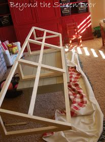 Beyond the Screen Door: An Awning for the Gameroom