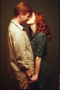 Gingers in love (by Sergei Sarahanov)