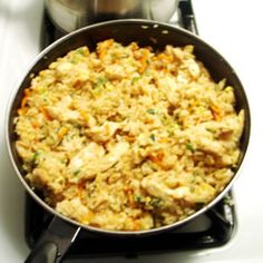 "Chinese Fried ""Rice"" 