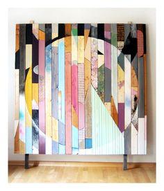 wood art by Katharina Trudzinski