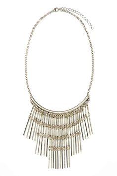 Shop now: Out necklace