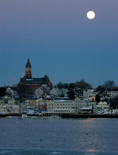 Marblehead, MA....spent 11 awesome years living in this unique and beautiful town...