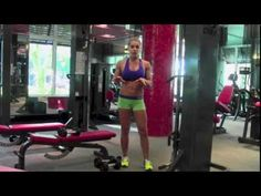 Arm Training Advanced - Sarah Grace
