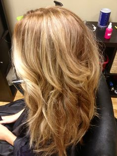 fall blonde (whenever I go back)