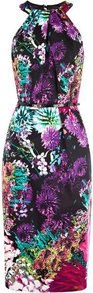 Gardenia Printed Dress - COAST ENGLAND