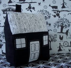 Fabric House: Tutorial on Site