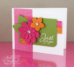 Bright Flower Card