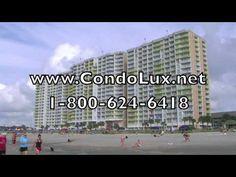 Bay Watch Resort - Oceanfront Resort located in North Myrtle Beach, SC.