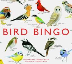 Bird Bingo via @pikaland