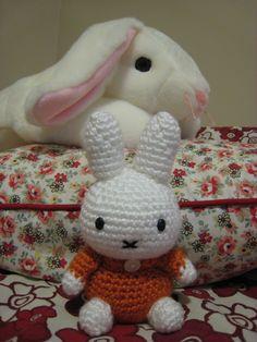 Miffy crochet pattern