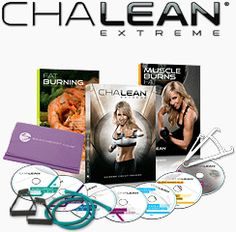 MUSCLE BURNS FAT®  Get ready to burn fat, boost your metabolism, and get lean with ChaLEAN Extreme®. Trainer Chalene Johnson will help you build toned muscles so you can lose up to 60 percent of your body fat in just 3 months. ChaLEAN Extreme is designed to give you visible results in only 30 days.