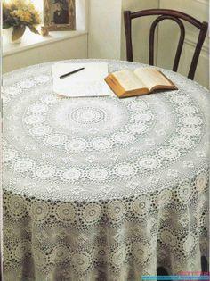 carpetas en crochet | Aprender manualidades es facilisimo.com
