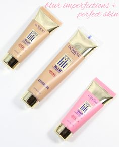 L'Oréal Paris Visible Lift Blur Collection