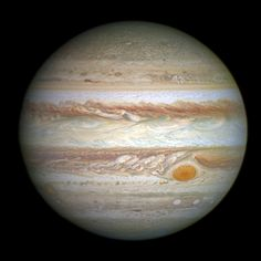 Jupiter's Great Red Spot Shrinks to Smallest Size Ever Seen (Video, Photos)
