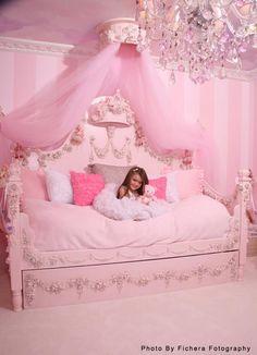 #Little #princess #bedroom