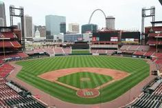 Love to go here for Cardinals' games.  The new Busch Stadium in St. Louis.