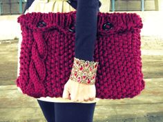 Knitted Laptop Case #laptop
