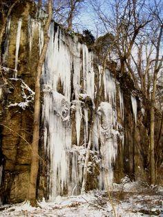 Clifton Gorge, Yellow Springs, Ohio