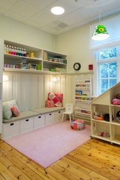 Lovely day care centre in Stockholm - part II